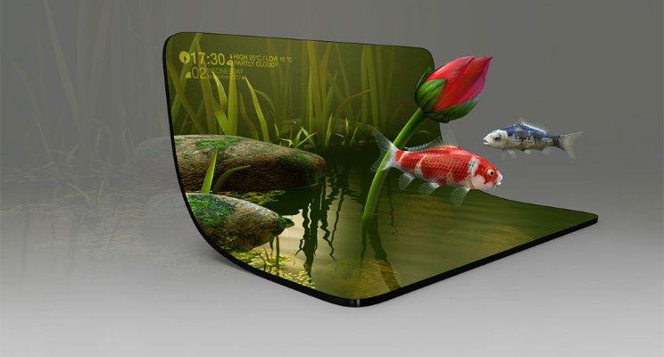 serkan uygur Hologram Tekniği ile Pazarlama ve Satış