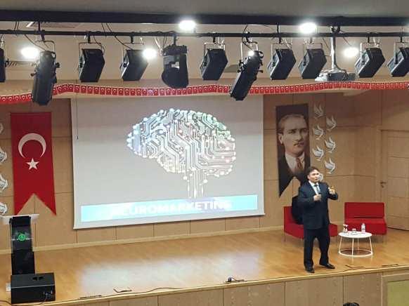Serkan UYGUR Neuromarketing Konferans
