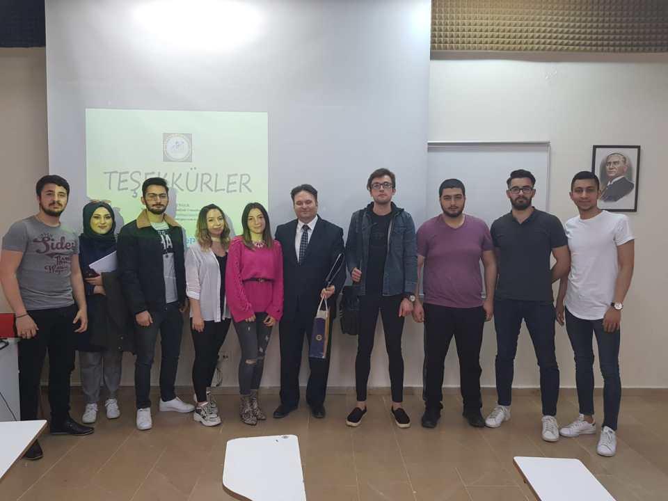 Serkan UYGUR Beykent Üniversitesi Neuromarketing Eğitimi Aile Fotoğrafı