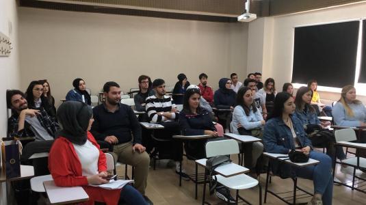 Serkan UYGUR Beykent Üniversitesi Neuromarketing Eğitimi Sunum.