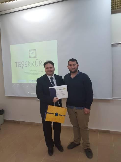 Serkan UYGUR Beykent Üniversitesi Neuromarketing Eğitimi..