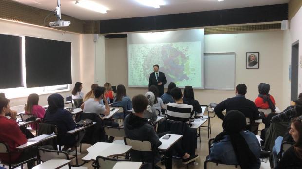 Serkan UYGUR.. Beykent Üniversitesi Neuromarketing Eğitimi