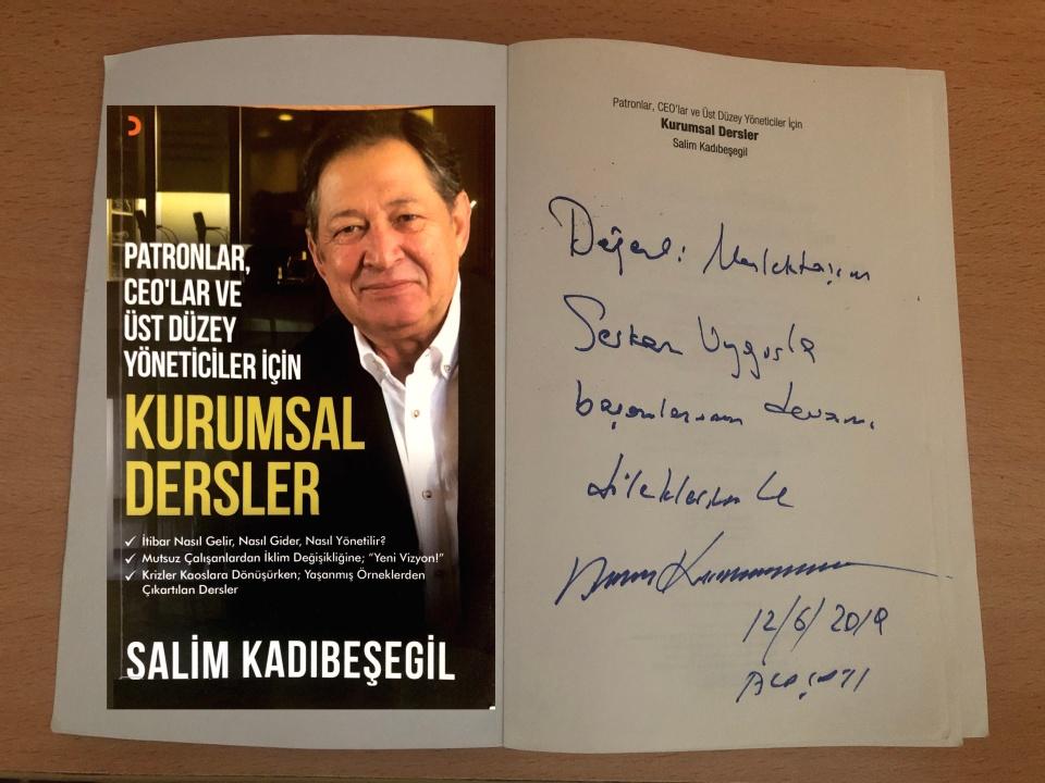 Salim KADIBEŞEGİL & Serkan UYGUR