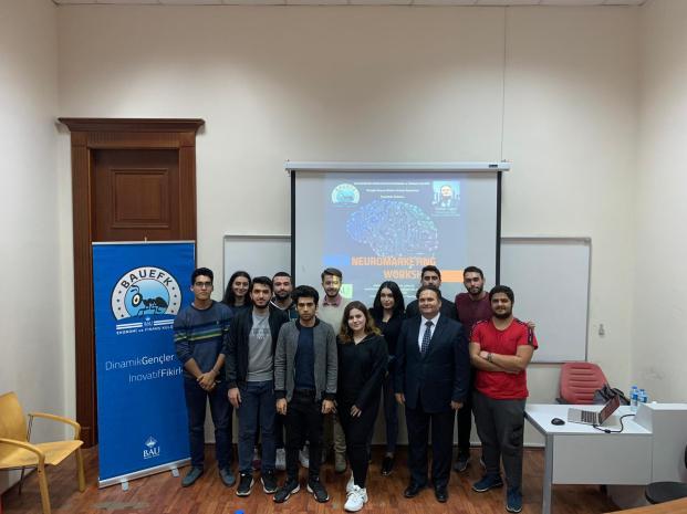 Bahçeşehir Üniversitesi Neuro Marketing Eğitimi www.serkanuygur.com.tr