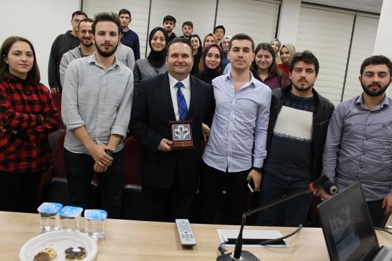 Serkan UYGUR İnteraktif Pazarama Eğitimi Sabahattin Zaim Üniversitesi www.serkanuygur.com.tr