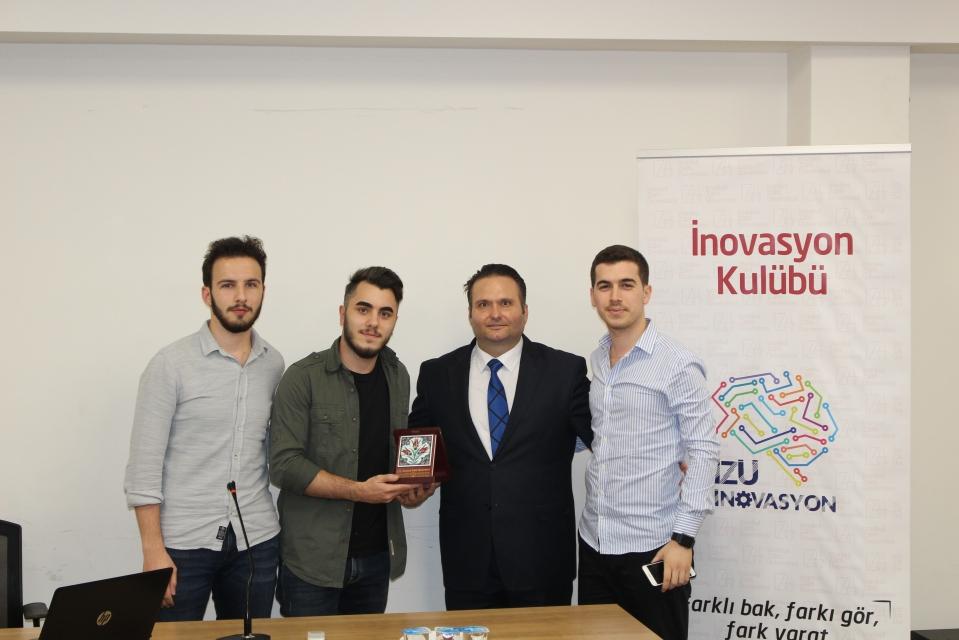 Serkan UYGUR Eğitim İnovasyon Kulübü Sabahattin Zaim Üniversitesi www.serkanuygur.com.tr