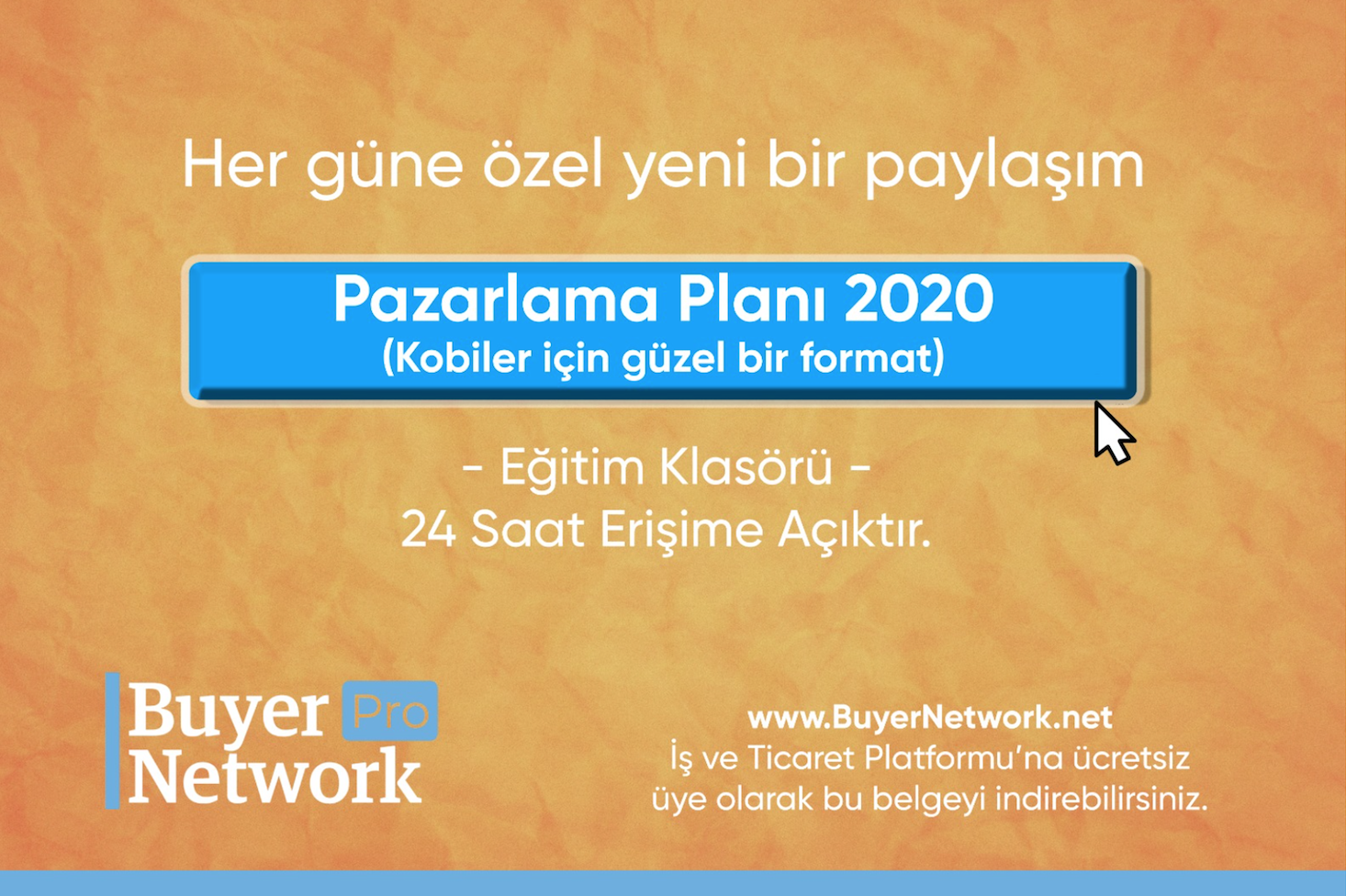 Serkan UYGUR Consulting Buyer Network www.serkanuygur.com.tr